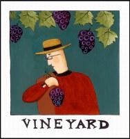 Vineyard Print (unframed)