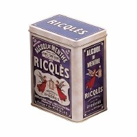 Metal Box Riqles Large