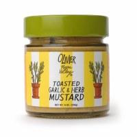 Garlic and Herb Mustard