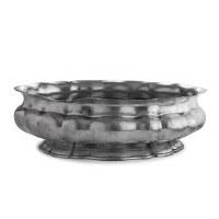 Large Scalloped Bowl