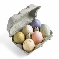 Egg Carton set of 6