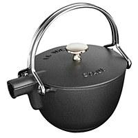 Staub Teapot Black