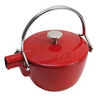 Staub Teapot Cherry
