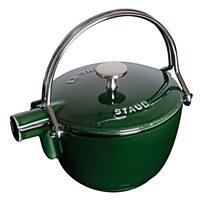 Staub Teapot Green