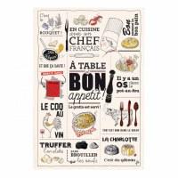Torchon Bon Appetit