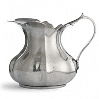 Scalloped Pitcher Small