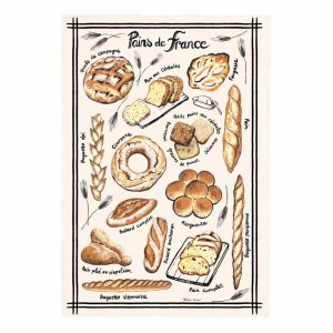 Torchon Breads of France