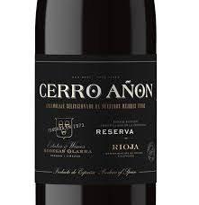 CERRO ANON RSV 750ML