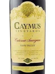 CAYMUS CS NV 750ML