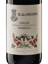 GD VAJRA NEB LANGHE 750ML