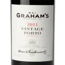 GRAHAM'S 2011 VP 750ML