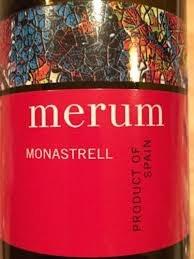 BOD MERUM MONASTRELL 750ML