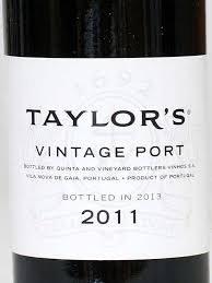 TAYLOR Fladgate 2011 VP 375ML