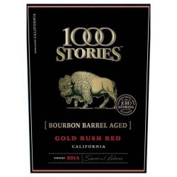 1000 STORIES GOLD RUSH 750ML
