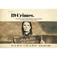 19 CRIMES CH HARD 750ML