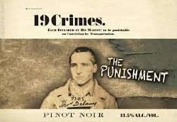 19 CRIMES PN PUNISHMENT 750ML