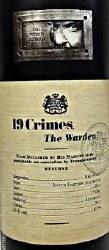 19 CRIMES THE WARDEN 750ML