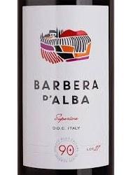 90PLUS BARBERA D'ALBA#27 750ML