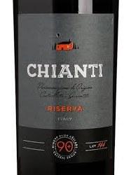 90PLUS CHIANTI RSV #144 750ML