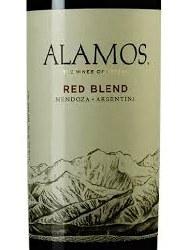 ALAMOS RED 750ML