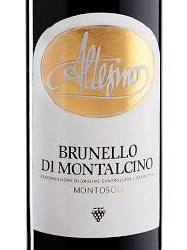 ALTESINO BDM MONTOSOLI 750ML