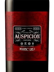 AUSPICION MYSTIC RED 750ML