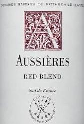 AUSSIERES RED 750ML