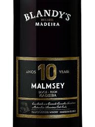 BLANDY'S 10YR MALMSEY 500ML