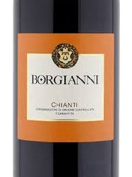 BORGIANNI CHIANTI CLS 750ML