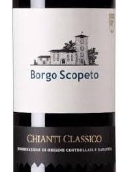 BORGO SCOPETO CHIANTI CLS750ML