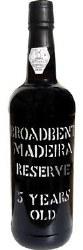 BROADBENT MADIERA 5YR RSV375ML