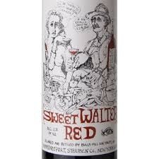 B HILL SWT WALTER RED 750ML