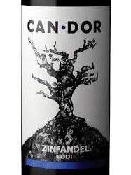 CANDOR ZIN 750ML