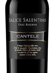 CANTELE SALICE SALENTINO 750ML