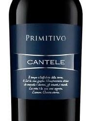 CANTELE PRIMITIVO 750ML