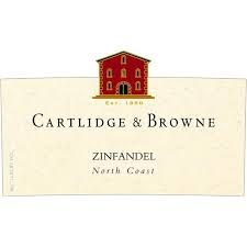 CARTLIDGE & BROWN ZIN 750ML