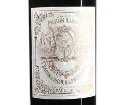 CH PICHON BARON 750ML