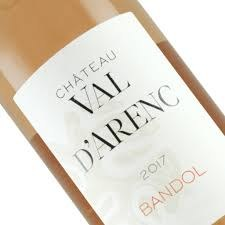 CH VAL D ARENC ROSE 750ML