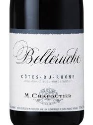 CHAPOUTIER CDR 750ML