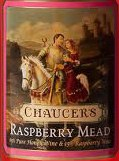 CHAUCERS MEAD RASP 750ML