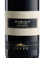 COGNO BAROLO RAVERA 750ML