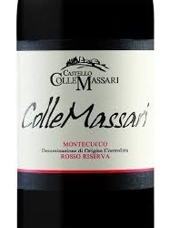 COLLE MASSARI MONTECUCCO 750ML
