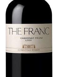 COSENTINO THE FRANC 750ML