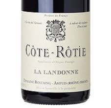 DOM ROSTANG COTE ROTIE 750ML
