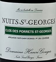 DOM H GOUGES NSG PORRETS 750ML