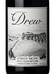 DREW PN MENDOCINO RIDGE 750ML