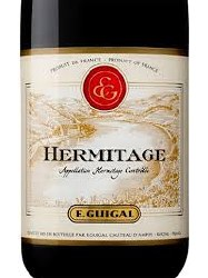 E GUIGAL HERMITAGE 750ML