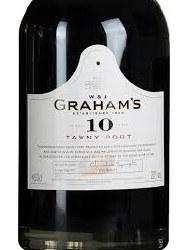 GRAHAM'S 10YR TAWNY 750ML