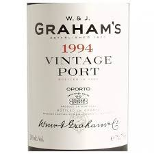 GRAHAM'S 1994 VP 750ML