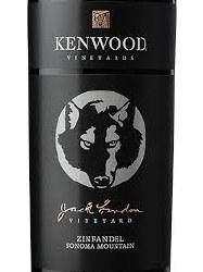 KENWOOD ZIN JACK LONDON 750ML